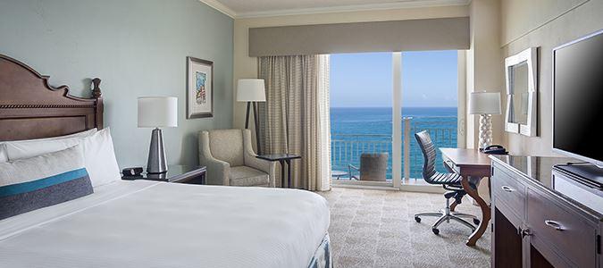 Oceanview Guestroom Cabana Wing