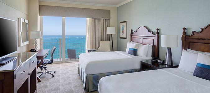 Larger Oceanview Guestroom Cabana Wing