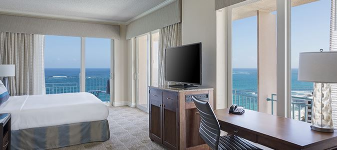 Beach View Guestroom Cabana Wing