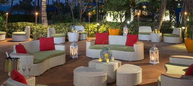 Upper Pool Deck Lounge