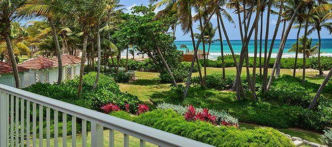 Oceanfront Guestroom Balcony