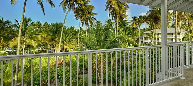 Deluxe Suite Balcony