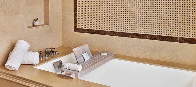 Luxury Suite Bath