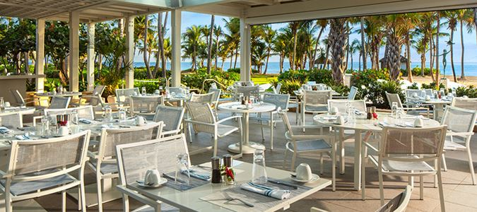 Seagrapes Restaurant