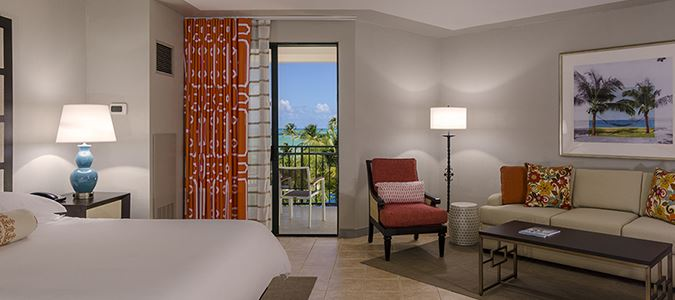 Junior Suite Oceanview King