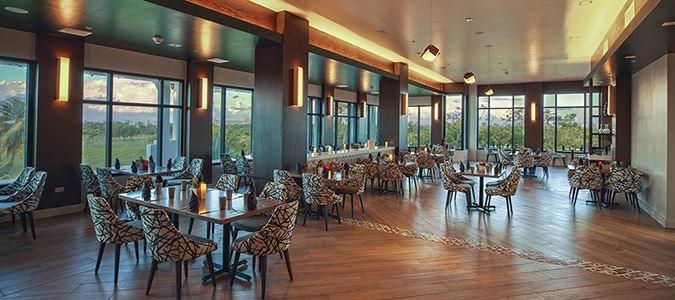 Tiki Bar and Grill