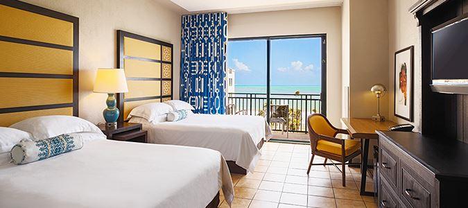 Oceanview Two Queen Guestroom