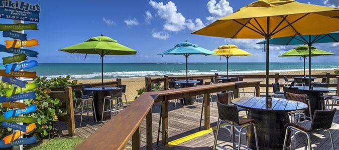 Tiki Hut Bar and Grill