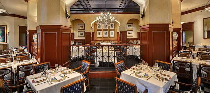 Palio Seafood and Steakhouse