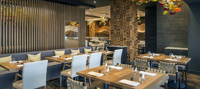 Blanc Asia Restaurant