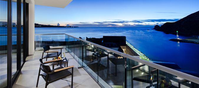 Xhale Club One Bedroom Suite Oceanview