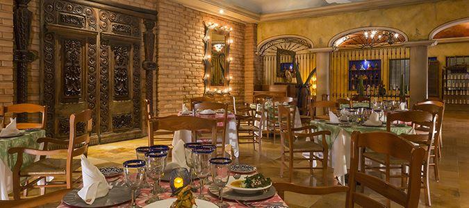 Las Jícamas Restaurant