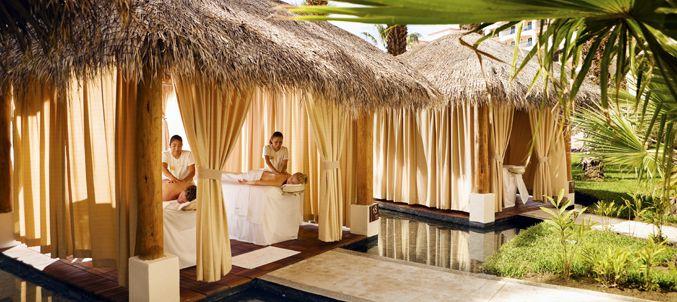 Massage Cabanas