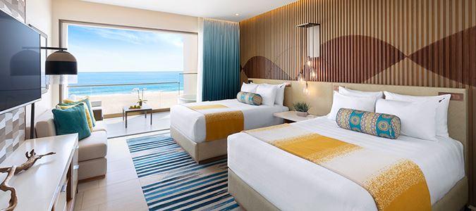 Oceanfront Junior Suite Rendering