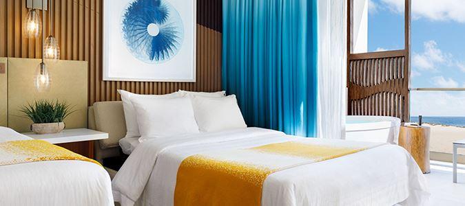 Deluxe Platinum Oceanview Guestroom