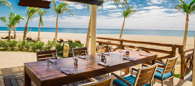 La Hacienda Beach Grill