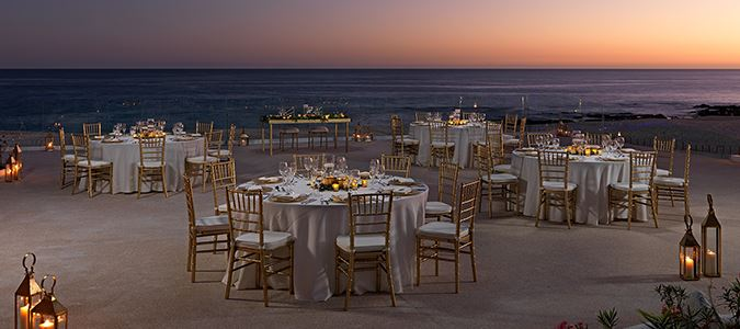 Beach Wedding Banquet