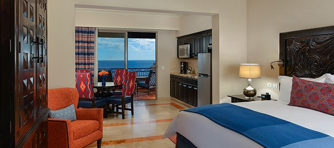 Junior Oceanview Suite
