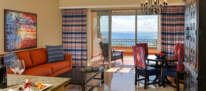 Executive Oceanview Suite