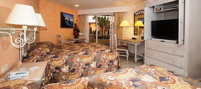 Standard Gardenview Guestroom