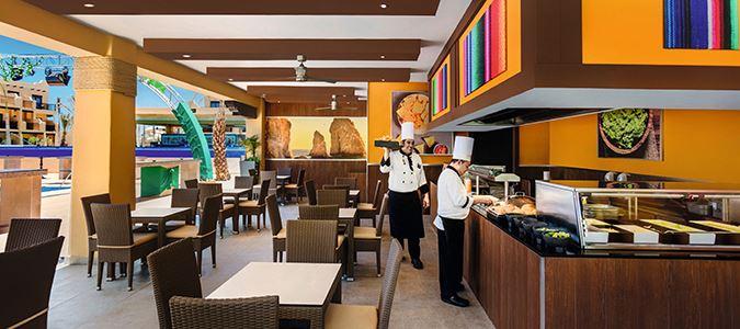 La Mision Poolside Restaurant