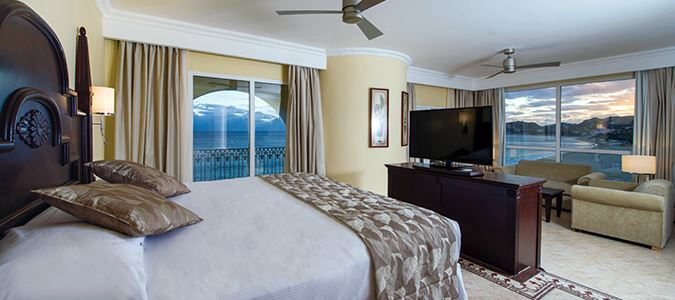 Suite Jacuzzi Oceanview