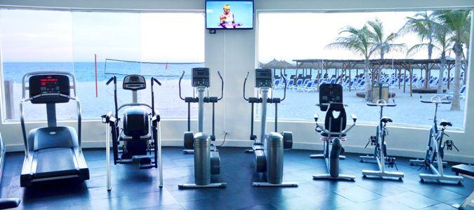 Oceanview Gym