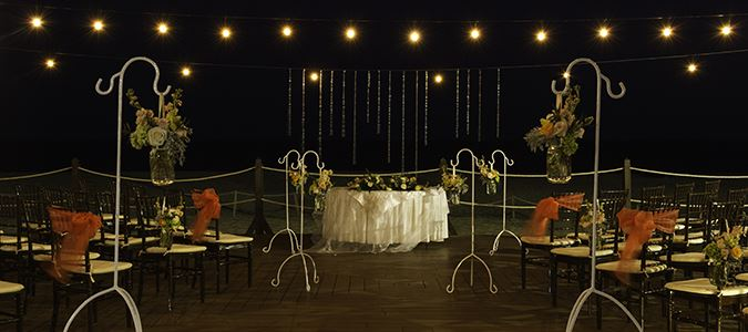 Wedding Deck