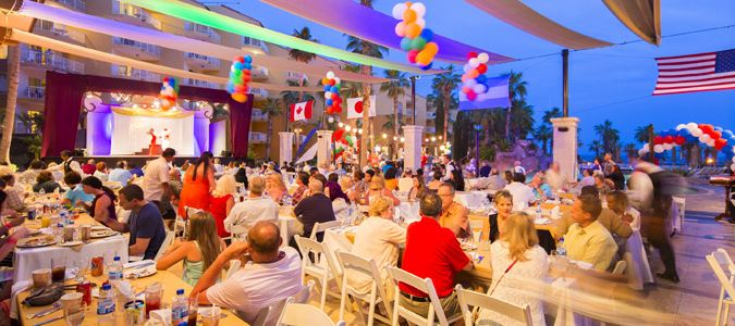 Tortugas Terrace Dining and Entertainment