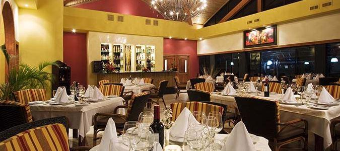 El Océano Restaurant