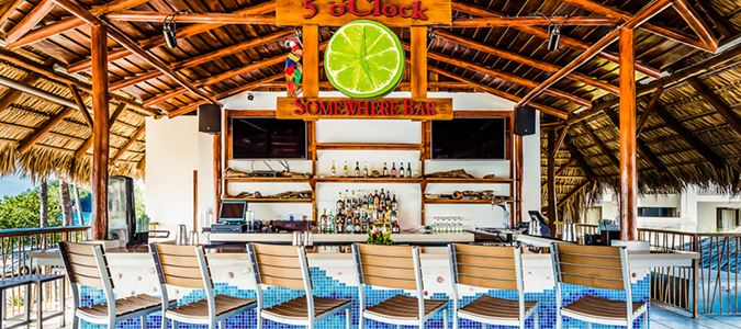 5 O' Clock Somewhere Bar and Grill