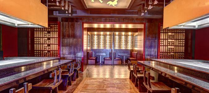 East Sushi and Teppanyaki Bar