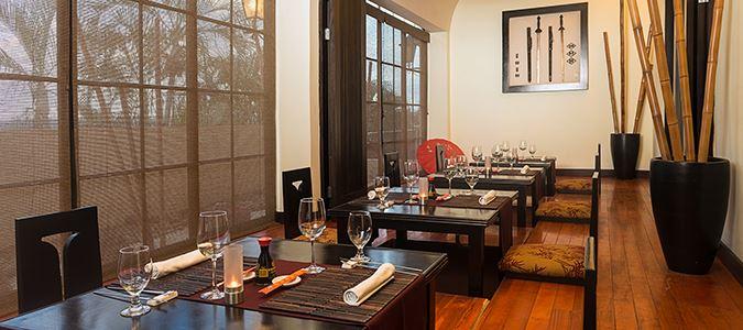 D'Oriental Restaurant