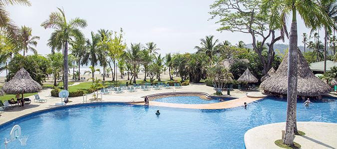 Main Pool and Beach
