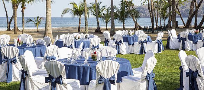 Seaside Receptions