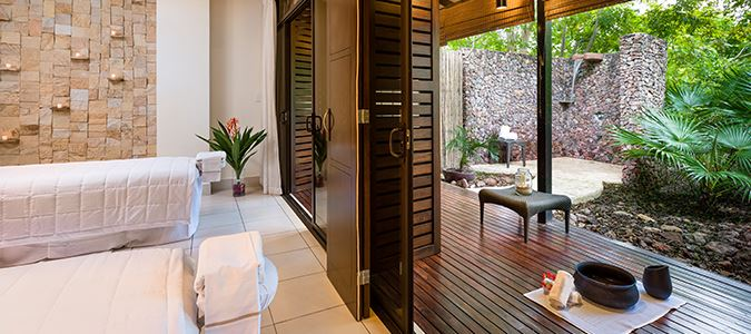 The Spa - Couples Massage Treatment Room