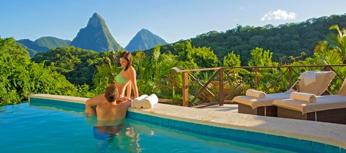 Piton Pool Suite Casuarina