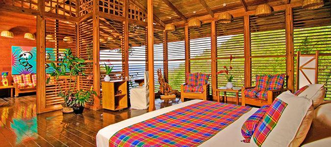 Deluxe Hill Guestroom