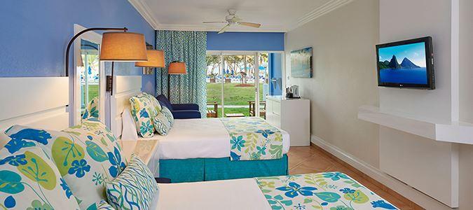 Harmony Deluxe Gardenview Guestroom