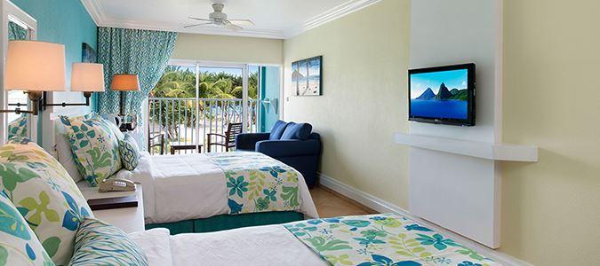 Splash Premium Oceanview Guestroom
