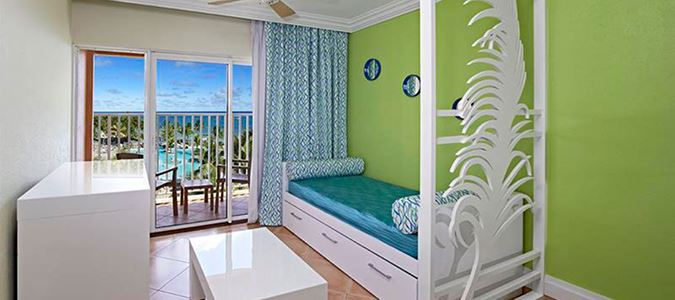 Harmony Premium King Oceanview Guestroom
