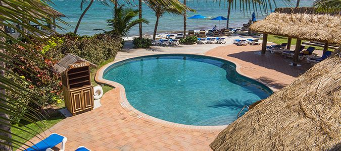 Harmony Tiki Pool