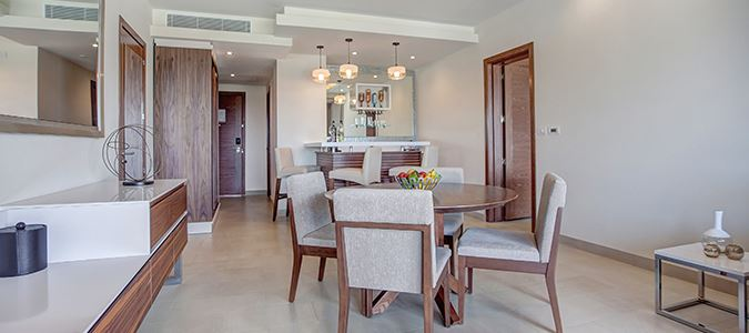 Luxury Presidential Oceanview One Bedroom Suite
