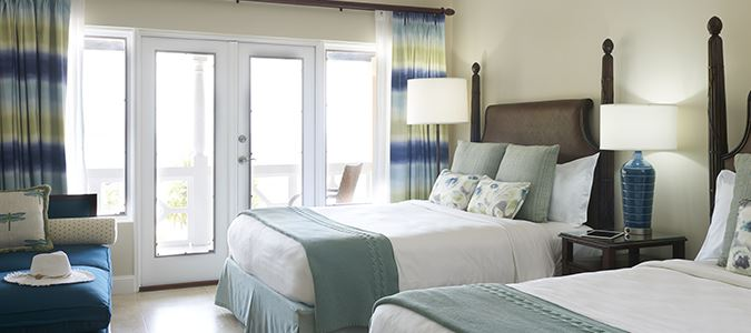 Luxury Oceanview Guestroom