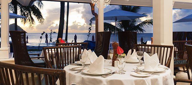Cariblue Restaurant