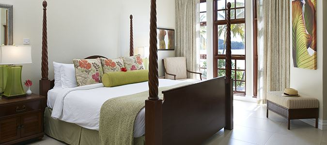 Luxury Beachfront Guestroom