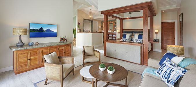 Grande Plunge Pool Butler Suite