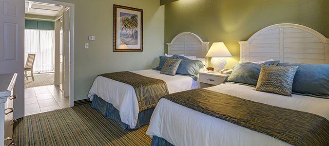 ROH Gulf Front Suite Bedroom