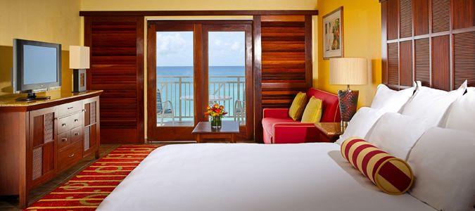 Morning Star Beach Club Guestroom