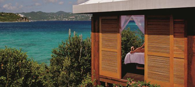 Spa Beach Cabana